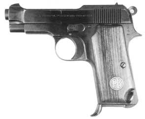 Beretta Web - mod  1934 & 1935 45ACP SD