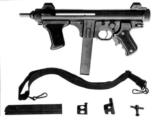 Beretta PM 12S - Inst