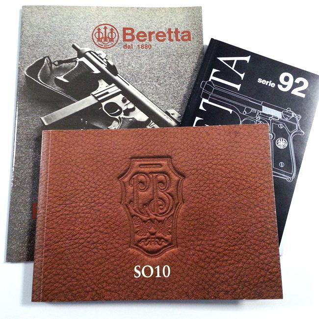 Beretta Web - Owner's Manuals