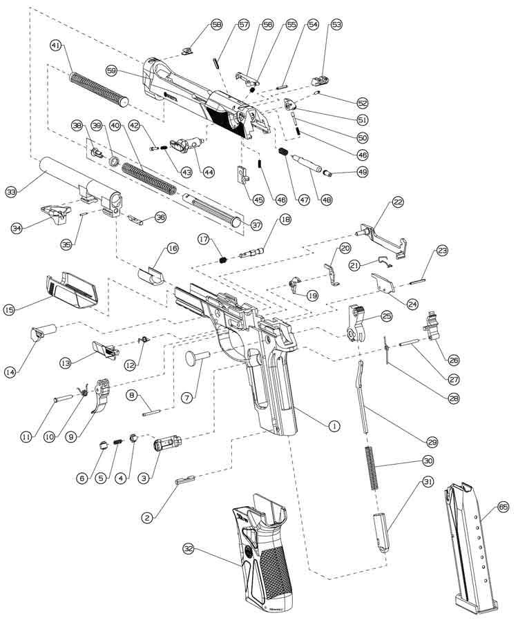 Beretta Web - Beretta MOD  90-TWO