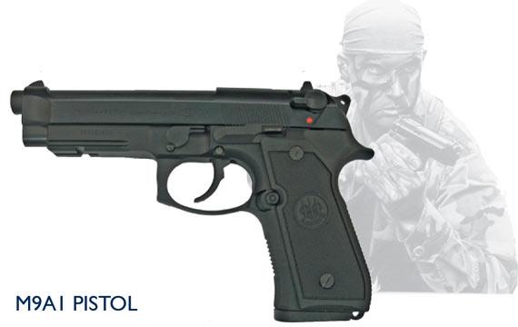 Beretta Web - M9A1